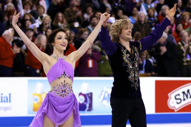the power of perseverance: merril and davis ice dances